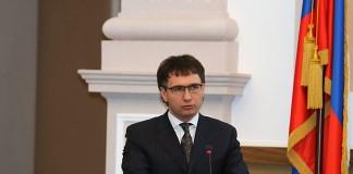 Спикер Совета депутатов Новосибирска пятого созыва Дмитрий Асанцев стал кандидатом от ЕР на должность председателя Совета шестого созыва.