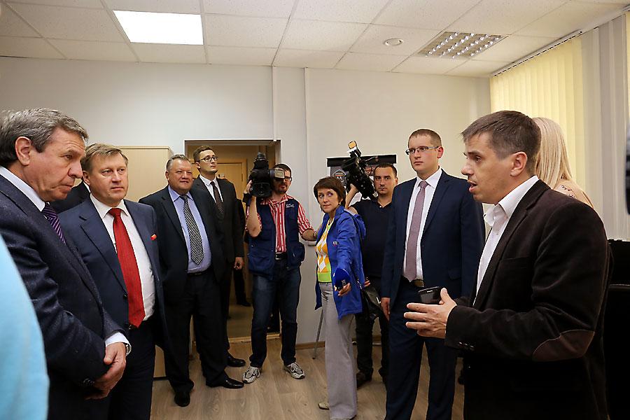 второй в Новосибирске бизнес-инкубатор