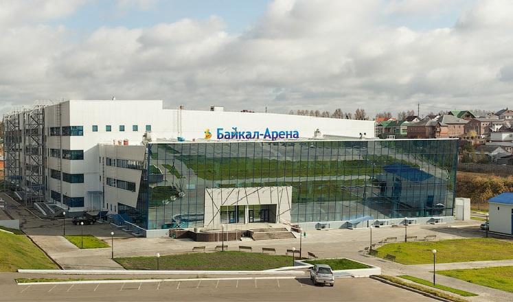 В иркутском спорткомплексе «Байкал-Арена» состоится матч Кубка Дэвиса.