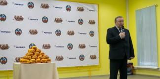 Александр Карлин считает, что оборудование в Алтайском крае ещё одного производства Pepsico позволит углубить переработку сельскохозяственной продукции силами региона.