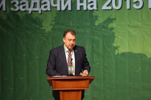 Вице-губернатор Томской области Андрей Кнорр заявил, что регион, выполнив задачу губернатора Сергея Жвачкина, стал лидером по производству валовой продукции на одного агрария.