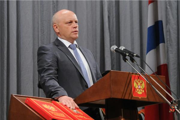 Губернатору Виктору Назарову поступило более 70 тыс. наказов от избирателей.