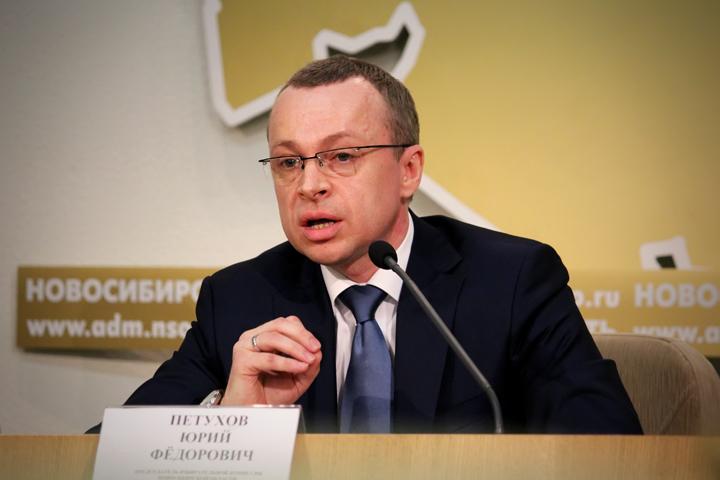 Юрий Петухов