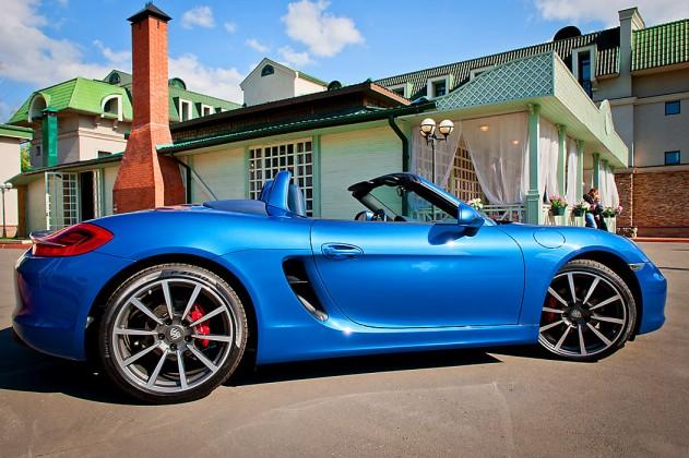Инвестиции в Porsche
