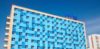 Park Inn в Новокузнецке.