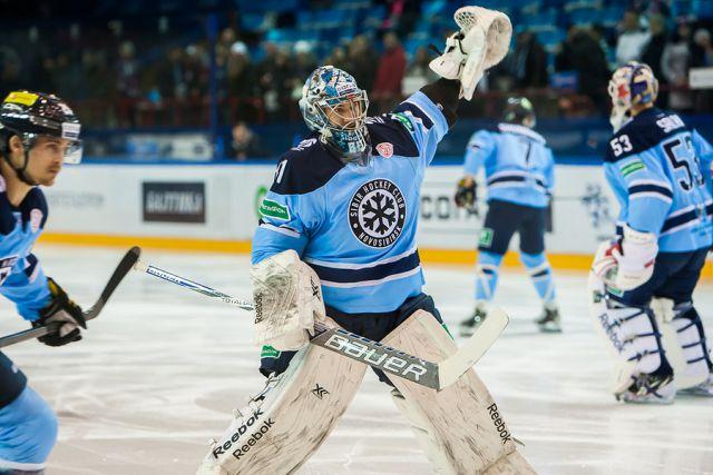 По результатам матчей нового сезона, уже состоявшихся к сегодняшнему дню, ХК «Сибирь» занимает третье место в Вочтоной конференции КХЛ.