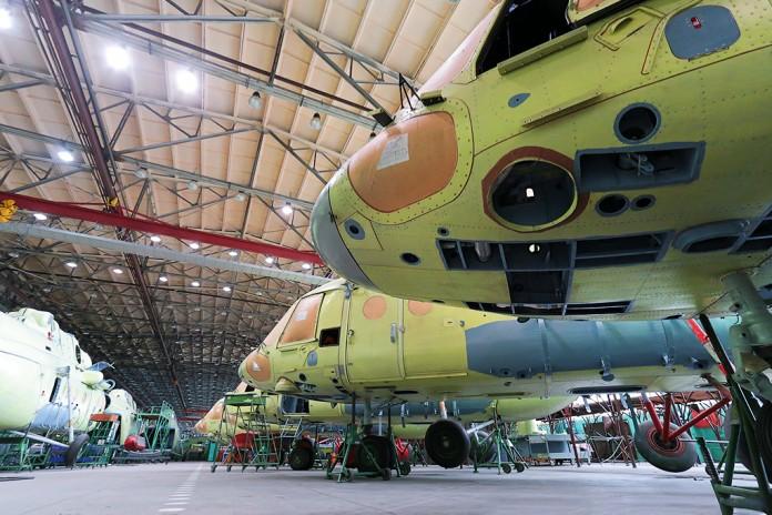 Наибольшую производительность в сибирском секторе российского ВПК демонстрирует Улан-Уденский авиационный завод.