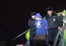 Сотрудники российского национального бюро Интерпола сопровождали Анатолия Палухина на его пути из Африки на родину.