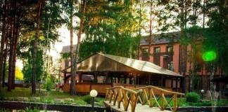 Кемеровский парк-отель «Аквариум» уйдёт с молотка.