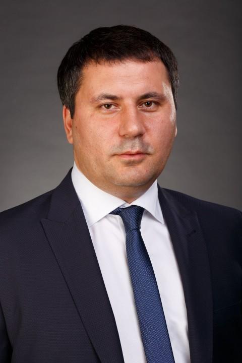 Генеральный директор Международного аэропорта Красноярска Андрей Метцлер