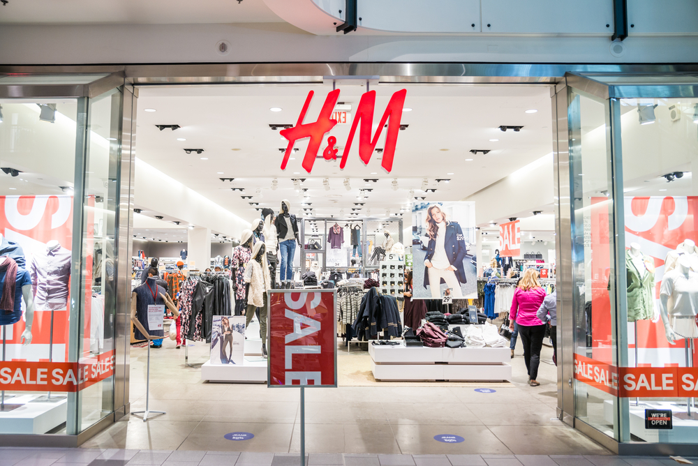 h m brand marketing
