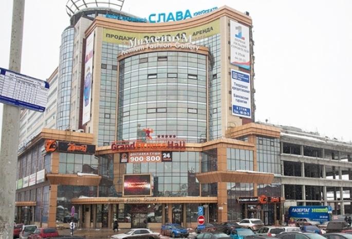 Миниатюра для: Недостроенный отель Marriott в Омске продадут за долги