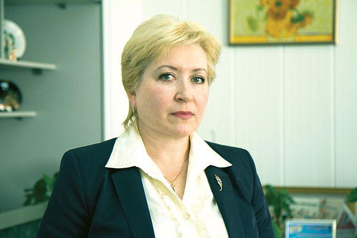 Главу городского департамента образования Валентину Перегудову назначили министром образования Иркутской области.
