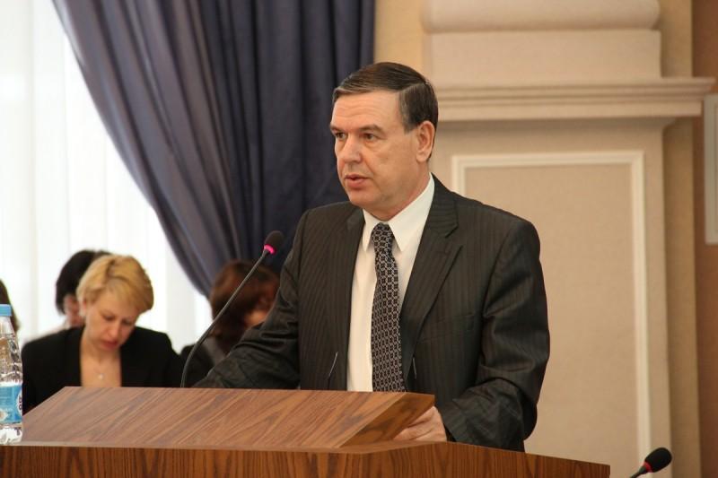 Споста руководителя департамента мэрии Новосибирска уволился Сергей Райхма