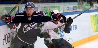 После напряжённого матча, в котором обе команды показали, что умеют и защищаться и нападать, ХК «Югра» вырвал у «Сибири» победу в серии бросков.
