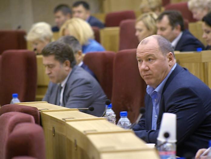 Андрей Шимкив, Александр Морозов (на переднем плане слева направо)