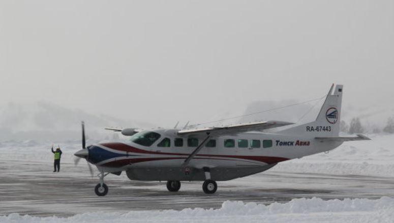 Субсидируемые межрегиональные рейсы осущеcтвляют на авиасудах чешского производства - L-140.