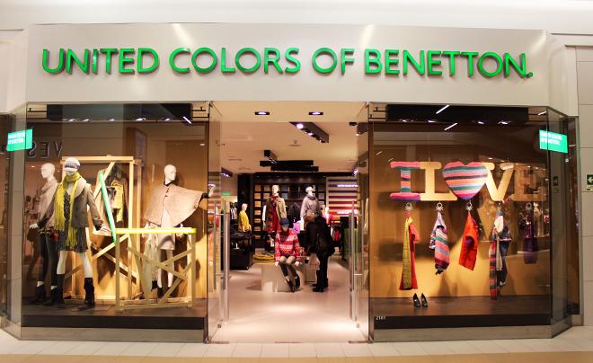 В Новосибирске откроется второй магазин United Colors of Benetton 3965d57f93c