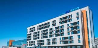 Долю в 50% отеля Sky Expo оценили в 200 млн руб.
