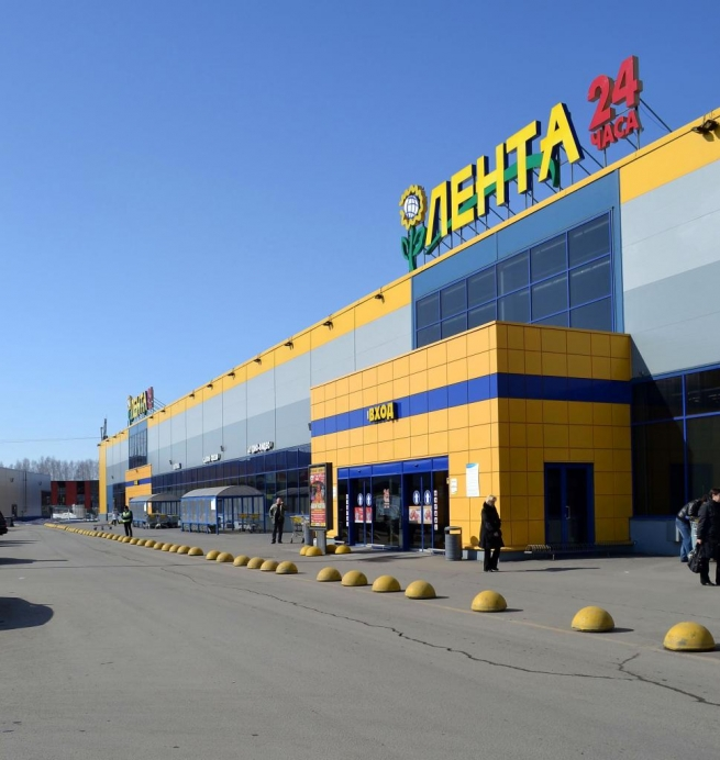 Миниатюра для: «Лента» откроет третий гипермаркет в Барнауле