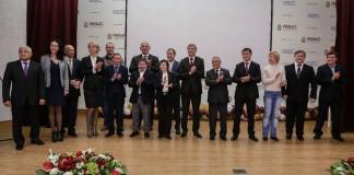 Едва ли не главными лицами на международном форуме «Олимпиада-80: 35 лет спустя» стали олимпийские чемпионы, чемпионы мира и Европы и заслуженные мастера спорта из разных республик бывшего СССР.