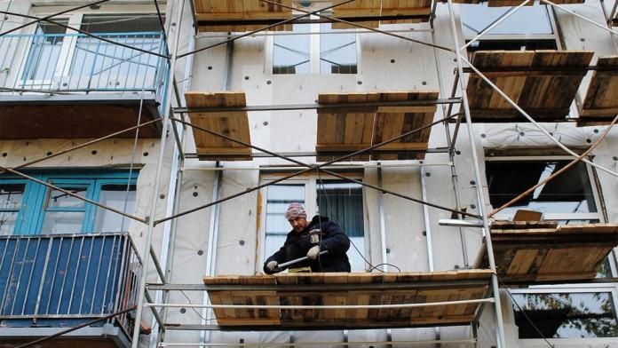 Миниатюра для: Капитальный ремонт в 184 многоквартирных домах Новосибирска завершен