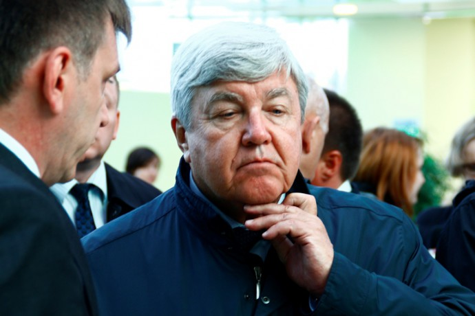 Полпред президента РФ в СФО Николай Рогожкин дал высокую оценку компетентности губернатора Левченко.