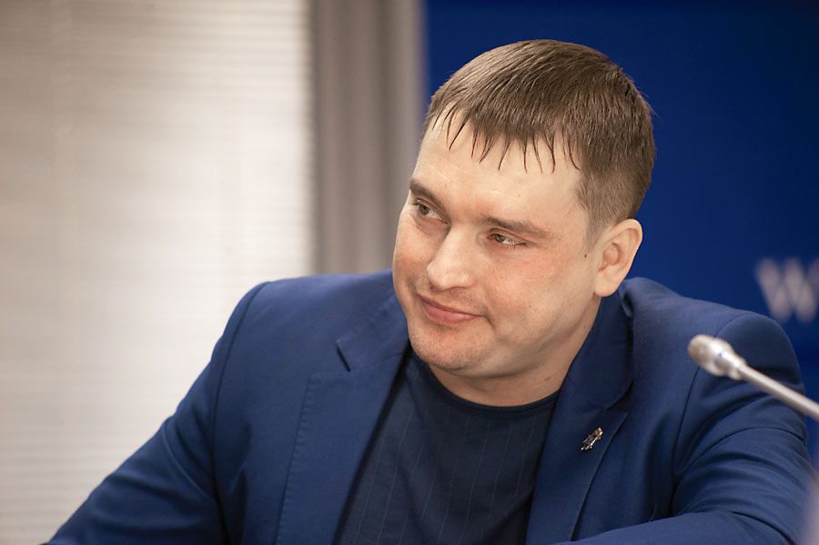Олег Шестаков