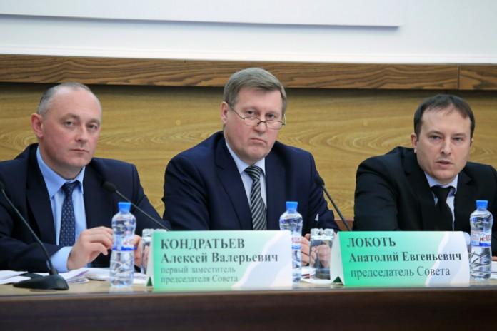 второе заседание градостроительного совета