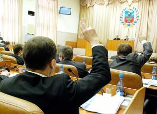 Депутаты Алтайского краевого заксобрания ожидаемо поддержали собственную инициативу о смене часовой зоны в регионе.