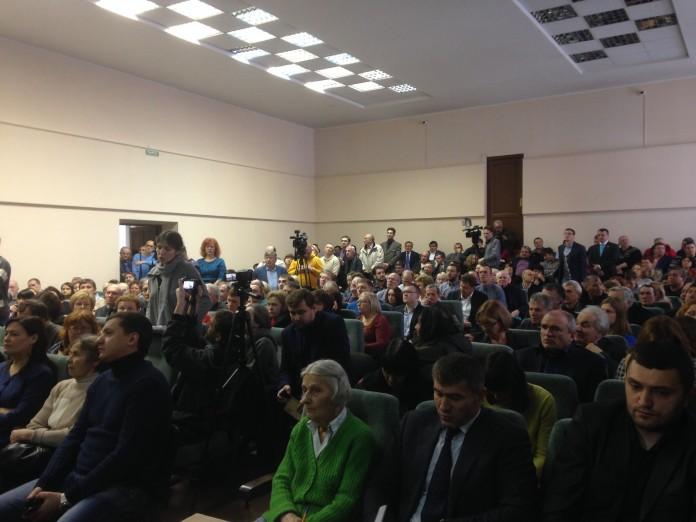 Миниатюра для: Правила землепользования и застройки Новосибирска получили одобрение на публичных слушаниях