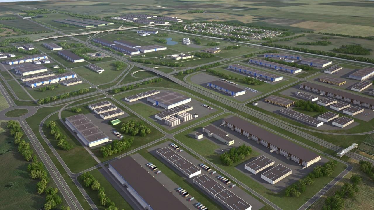 Промышленно-логистический парк НСО