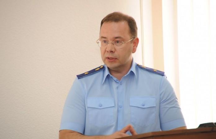 Денис Попов назначен на должность прокурора Хакасии после трёхлетнего стажа на посту зампрокурора Тульской области.