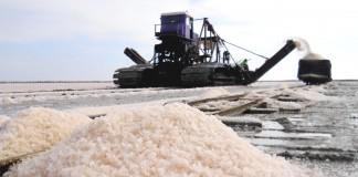 Власти Тувы планируют возобновить промышленную добычу соли на месторождении «Дус-Даг».