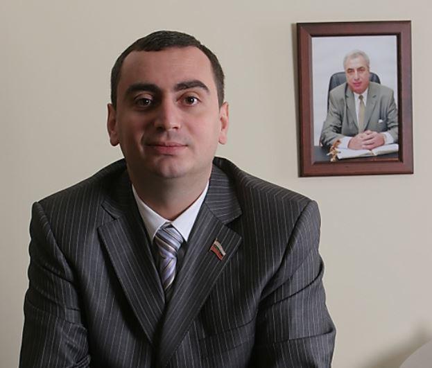 Александр Солодкин-младший