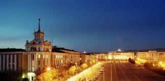 В 2015 году из Буряии уехало больше предприятий, чем уехало. На фото: столица Бурятии, Улан-Удэ.