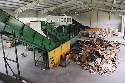 Строительство мусороперерабатывающих заводов