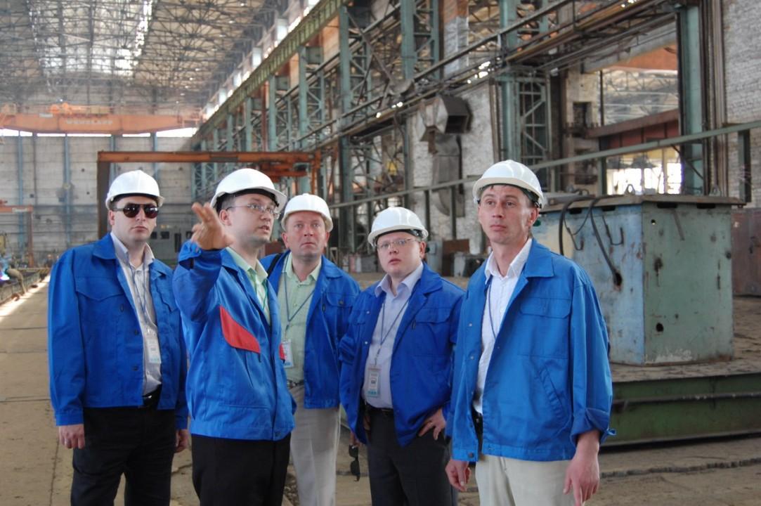 Стажировка алтайских предпринимателей на предприятиях других регионов по губернаторской программе.