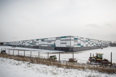 Спустя более, чем две недели вынужденного простоя, строительство ТЦ «Норд Сити Молл» возобновится.