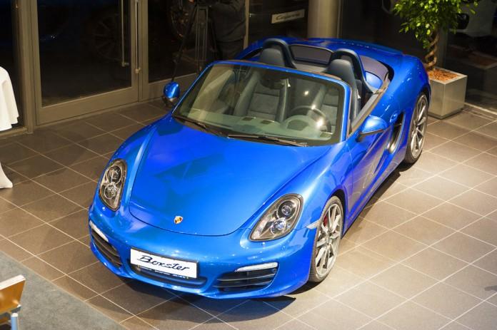 Миниатюра для: Банк ФК «Открытие» решил обанкротить официального дилера Porsche в Новосибирске