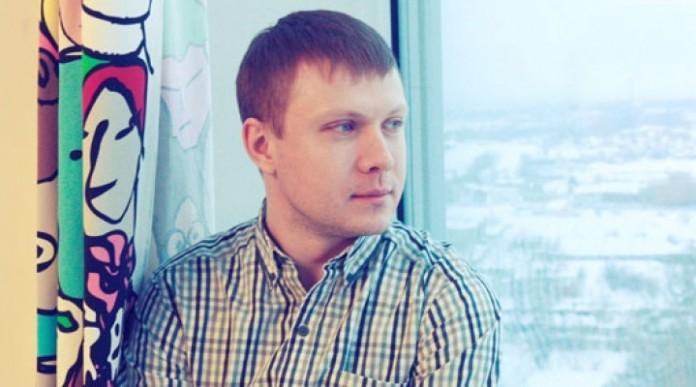 Организатор форумов CodeFest и Grusha Евгений Васильков (на фото) закрывает антикафе «Самовар». Фото: vc.com