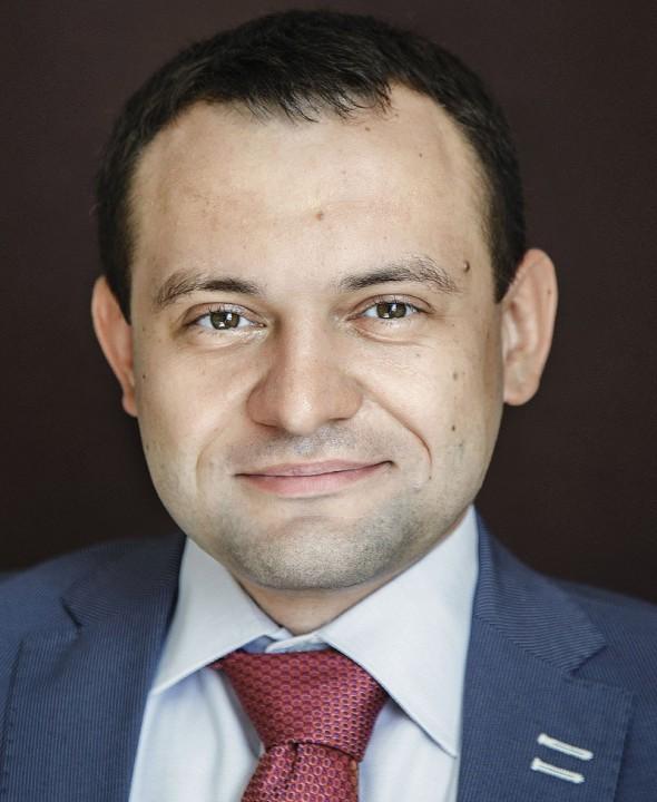 Бывший генеральный директор «Авантел» Сергей Бойко