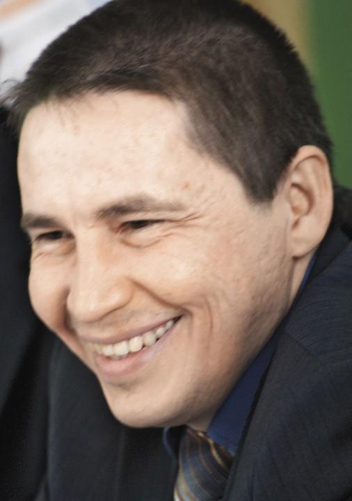 Генеральный директор «Сибирских Сетей» Александр Шиляев