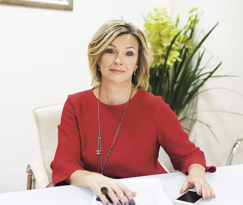 Наталья Жданова, генеральный директор ГК «СЛК!Моторс»