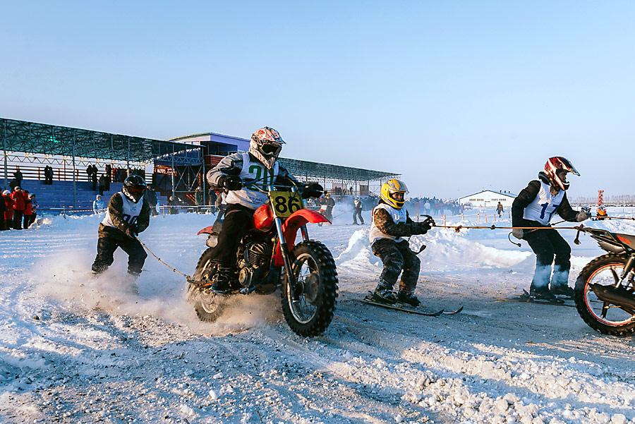 праздник «Алтайская зимовка»