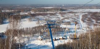 Сотрудники УФССП по Кемеровской области были вынуждены арестовать канатную дорогу на горнолыжном курорте «Лесная республика».