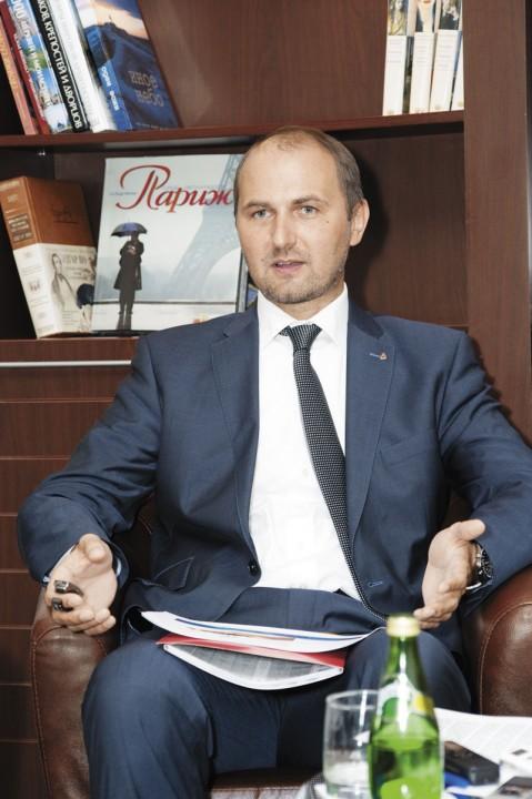Директор по массовому бизнесу филиала «Новосибирский» Максим Куракулов