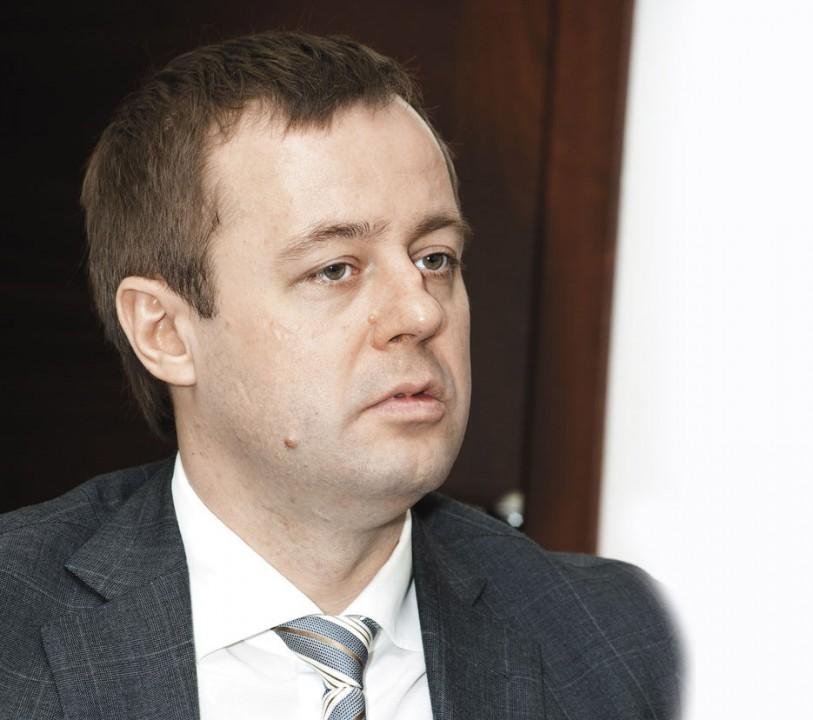 Директор регионального центра «Сибирский» Альфа–Банка Валерий Кубасов