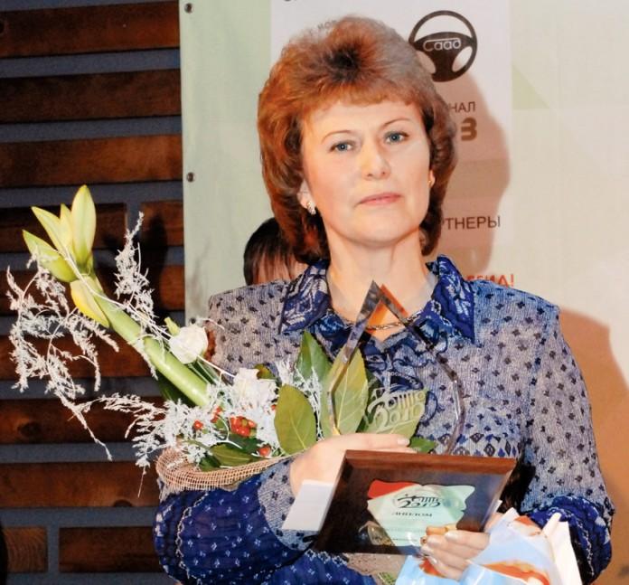 Тамара Щербанева