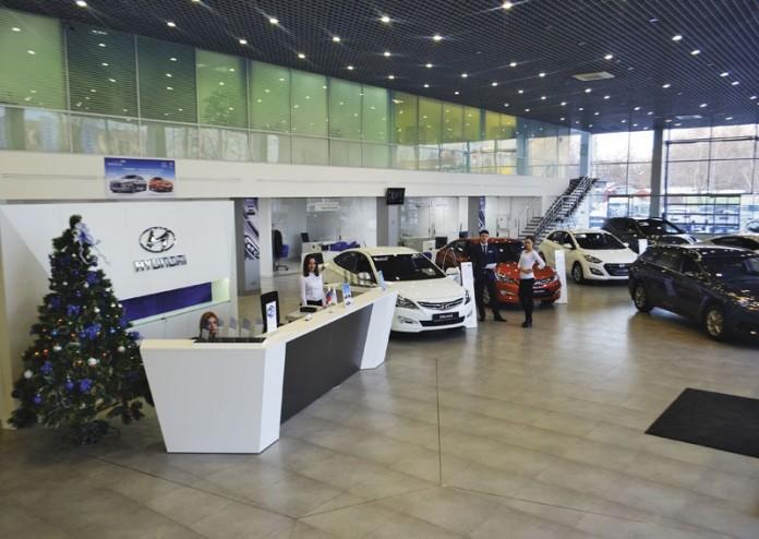 Миниатюра для: Один Hyundai хорошо, а два лучше!